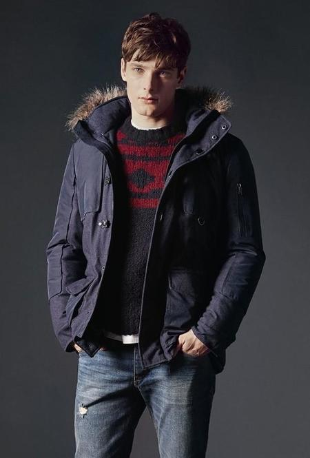 Mango Winter 2014 Mens Essentials 008