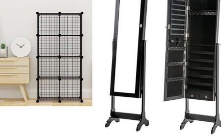 11 soluciones de almacenamiento para el hogar disponibles en eBay