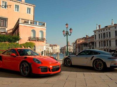 Gran Turismo Sport celebra su alianza con Porsche con un nuevo tráiler en 4K
