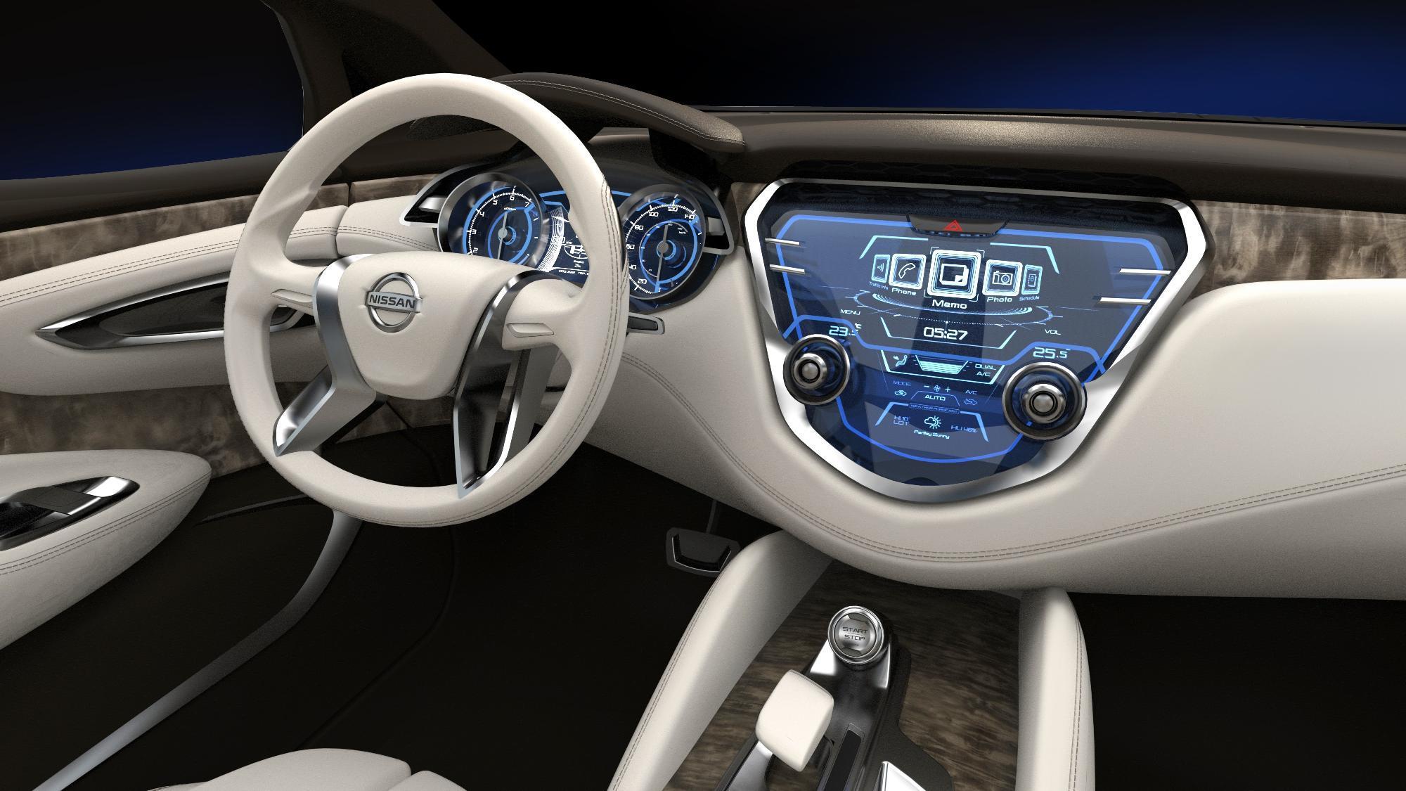 Foto de Nissan Resonance Concept (20/21)