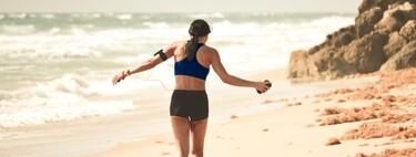 El entrenamiento que podemos que podemos hacer en la arena de la playa según los expertos
