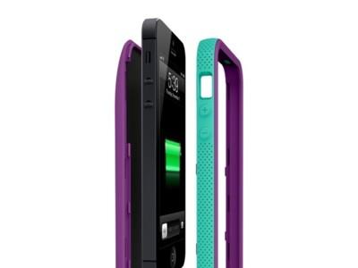 Belkin también le pone batería extra al iPhone 5