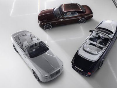 "Rolls-Royce Phantom Zenith Collection: La definición perfecta de ""cerrar con broche de oro"""