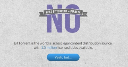Los responsables de uTorrent se declaran completamente contrarios a la piratería