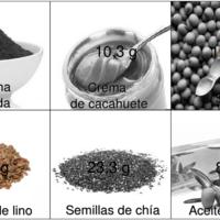 Solución a la adivinanza: el alimento con más omega 3 es la semilla de lino