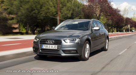 Audi A4 Avant 2.0 TDI, prueba (conducción y dinámica)