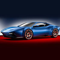 Este espectacular Project Panther en homenaje al De Tomaso Pantera esconde todo un Lamborghini Huracán