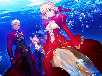 ¿Todavía no lo ves en acción? Te mostramos varios vídeos de Fate/Extella para PS4 y PSVita