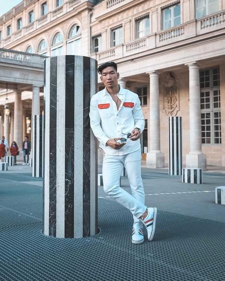 El Mejor Street Style De La Semana Adopta El Blanco Para Recibir La Primavera 08