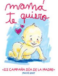 Mamá te quiero, guía del bebé para el Día de la Madre