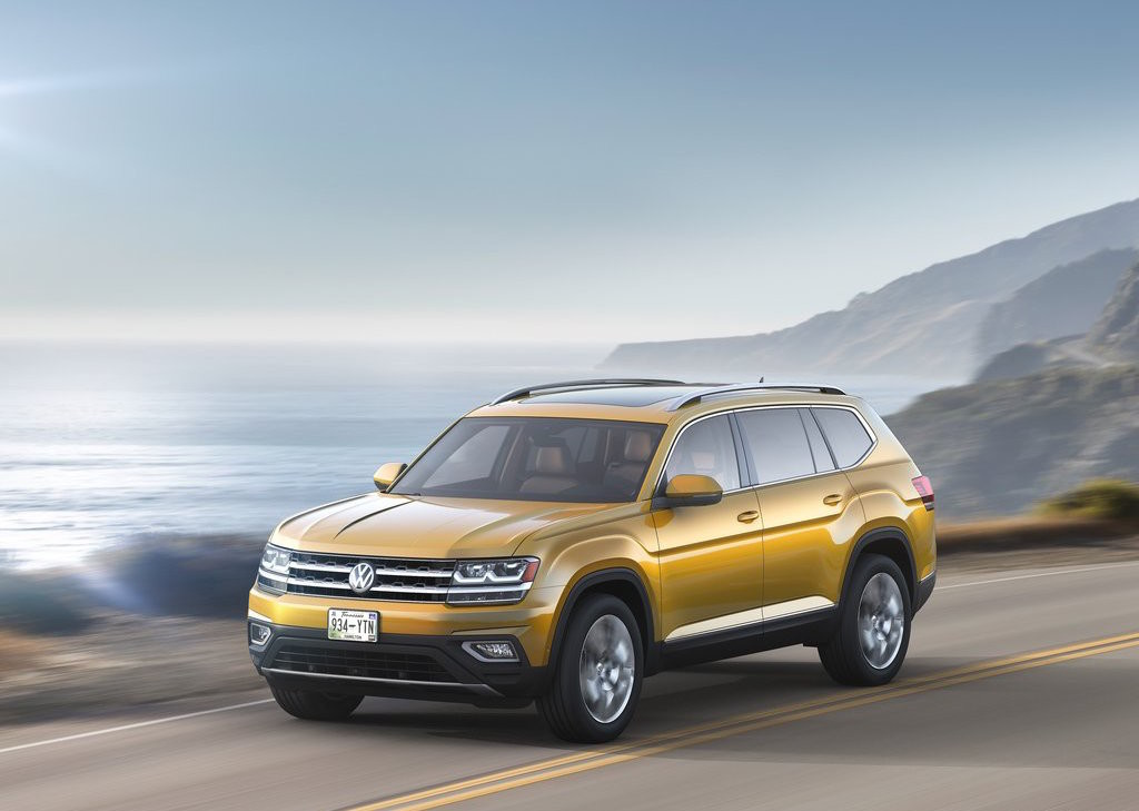 Foto de Volkswagen Atlas (9/14)
