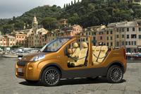 Fiat Fiorino Portofino, la semifurgoneta