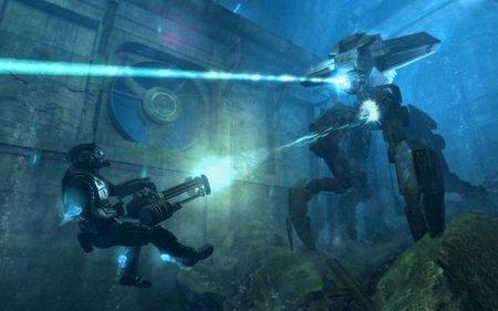 'Deep Black', antes conocido como 'U-Wars', saldrá finalmente en PS3 y Xbox 360