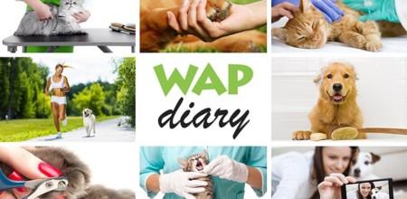 WAP Diary es una completa aplicación para gestionar todos los cuidados de tu mascota