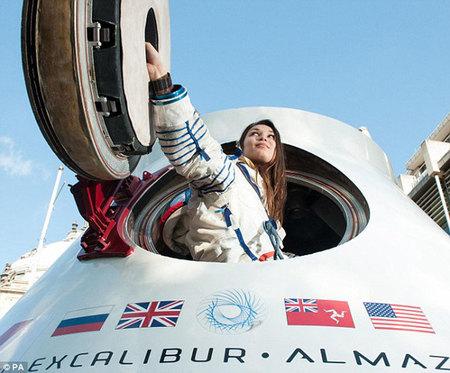 Excalibur Almaz Limited firma un acuerdo con XCOR por los vehículos suborbitales Lynx