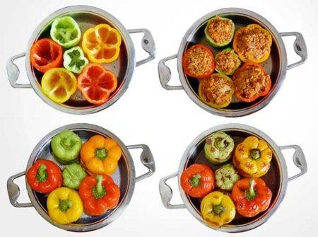 Diferencias entre los alimentos cocinados y los crudos