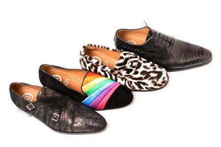Úrsula Mascaró, presenta su primera colección de calzado masculino este Otoño-Invierno 2010/2011