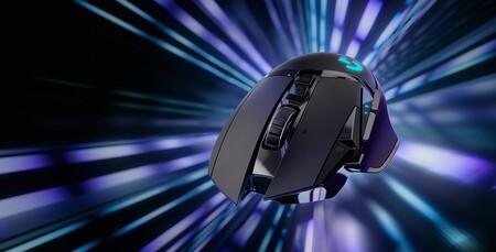 El G502 LIGHTSPEED de Logitech es uno de sus mejores ratones y está en Amazon por 79 euros