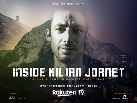 Ya disponible de forma gratuita el nuevo documental sobre Kilian Jornet en Rakuten TV: 'Inside Kilian Jornet'