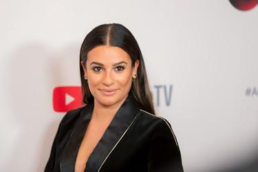 Lea Michele cumple los sueños estilísticos de muchas: irse de fiesta con el pijama puesto