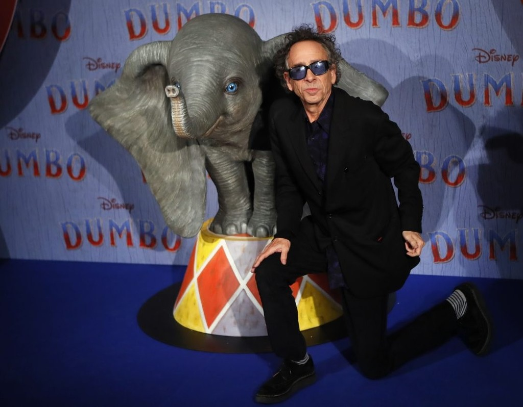 box office: the Dumbo of Tim Burton meets but it is far from the successes of Disney with other remakes