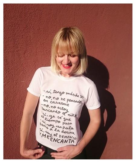 Camiseta Monstruo Espagueti