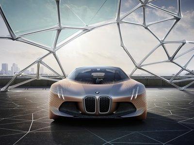 Los BMW Serie 7 autónomos recorrerán las carreteras este año gracias a la ayuda de Intel