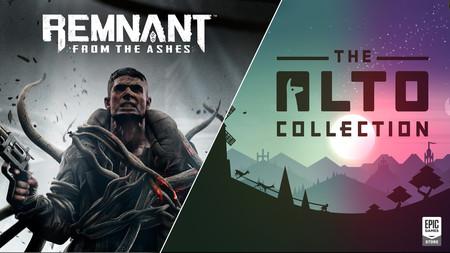 Remnant: From the Ashes y The Alto Collection se pueden descargar gratis en la Epic Games Store y te los quedas para siempre