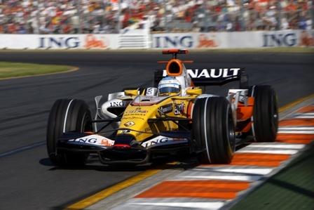 Fernando Alonso preocupado por las prestaciones de Renault