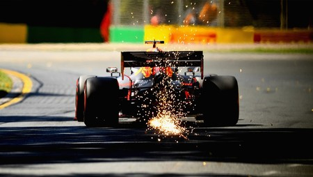 Red Bull Baku F1 2019