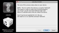 Jailbreak de iOS 4.2.1 ya disponible con Redsn0w 0.9.6b4