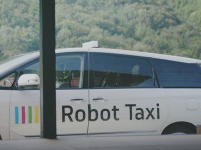 Nada de cháchara con el taxista: en Japón ya prueban los taxis autónomos