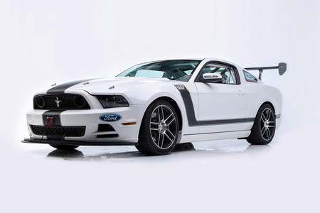 Ford Mustang Boss Paul Walker Subasta 01