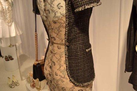 Tweed Chanel colección Primavera-Verano 2012