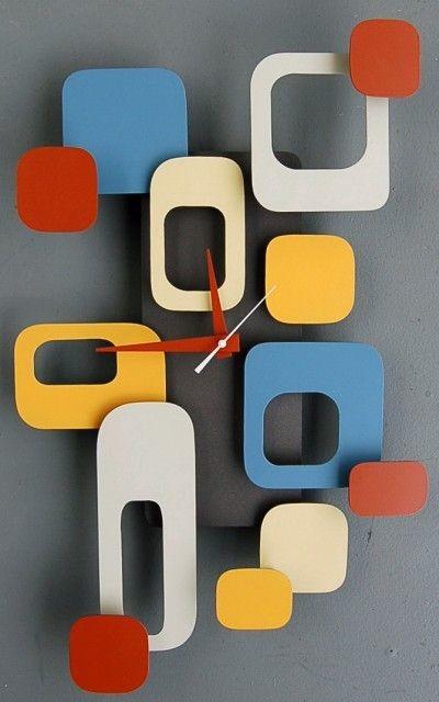 Reloj Pared 01