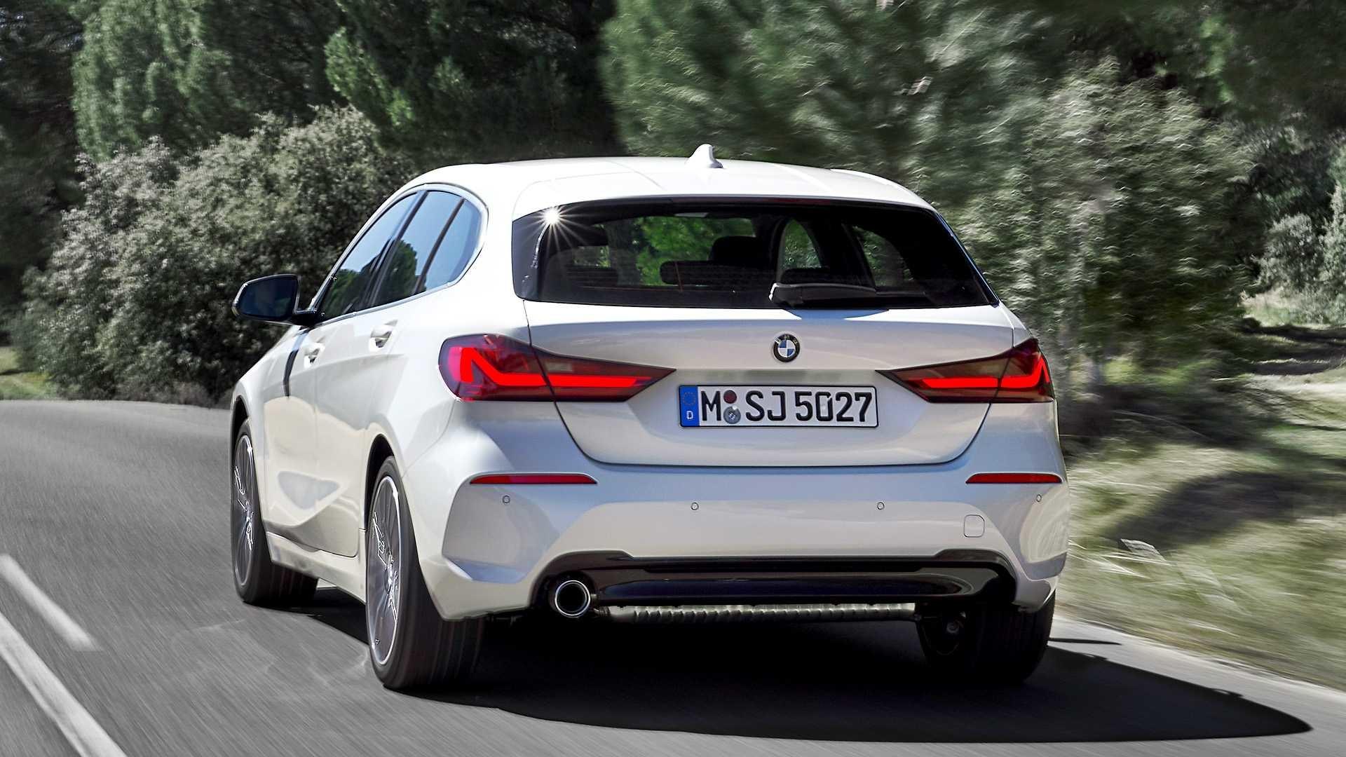 Foto de BMW Serie 1 2020 (30/66)