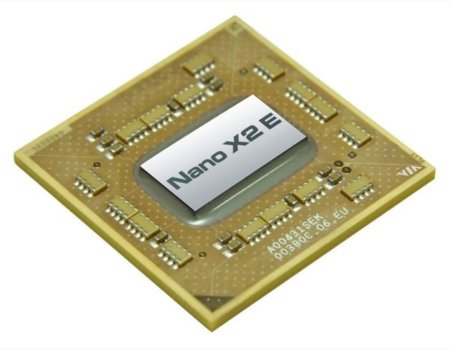 VIA Nano X2 E