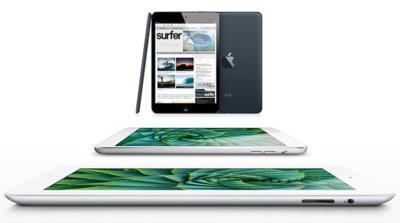 Según IBM el iPad acaparó el 88% de las compras online realizadas desde tablets durante el Black Friday