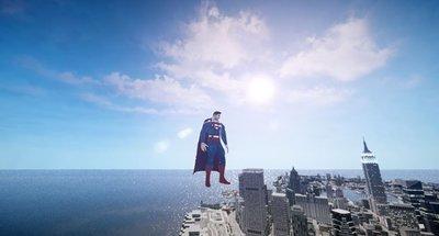 Siéntete como Superman con este mod para 'GTA IV'
