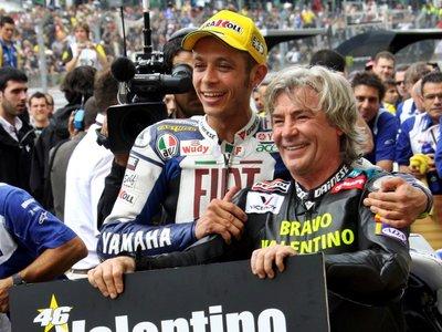 """El mundial llora a Ángel Nieto. Valentino Rossi: """"es un mal momento para el motociclismo"""""""