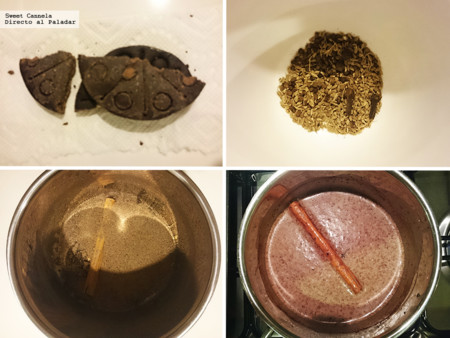 Preparacion Choco Chai