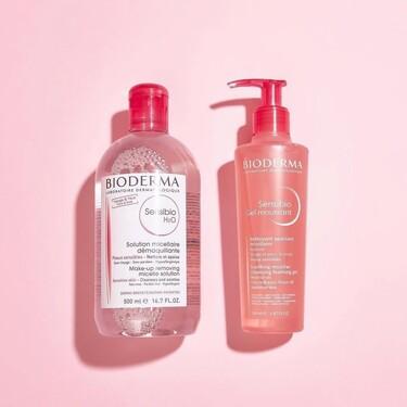 La doble limpieza coreana es posible también para piel sensible: así es la solución micelar de Bioderma