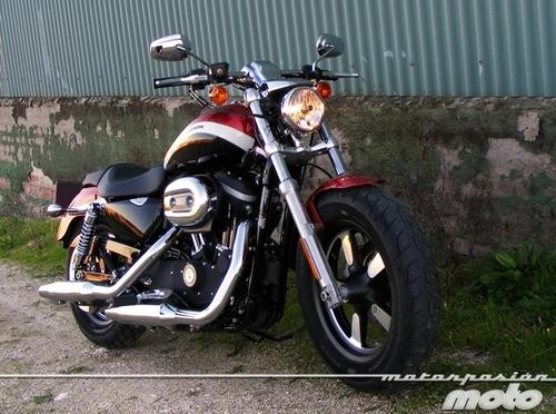 Harley-DavidsonXL1200CACustomLimited,prueba(característicasycuriosidades)