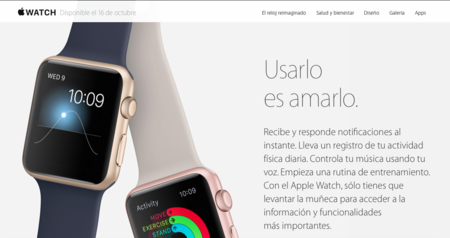 Apple Watch Colombia