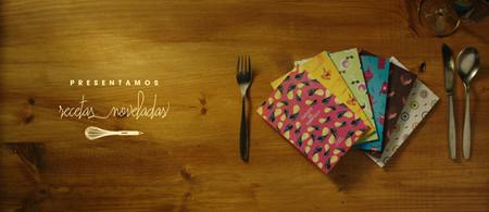 Recetas noveladas: el placer de la lectura y la cocina se entrelazan