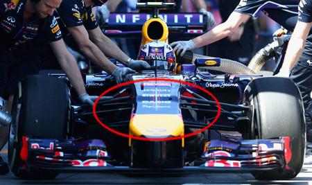 Las cámaras de Red Bull vuelven a su sitio