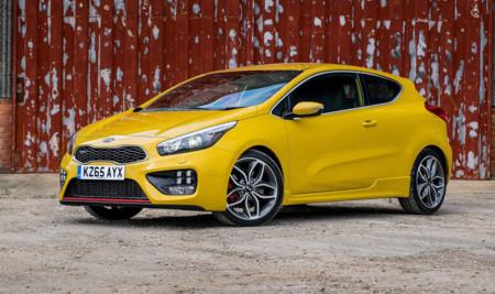 Kia planea lanzar más versiones deportivas GT