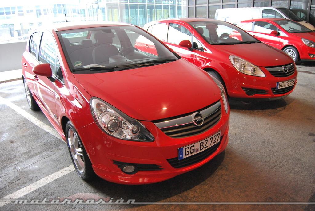 Foto de Opel Corsa 2010 (presentación) (12/37)