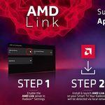 AMD Link ya funciona en televisores con Android TV y en  Apple TV