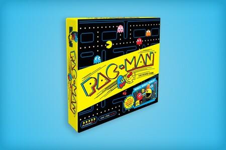Juego de mesa de Pac-Man en su precio más bajo de Amazon México: la experiencia clásica del videojuego en un tablero por 251 pesos
